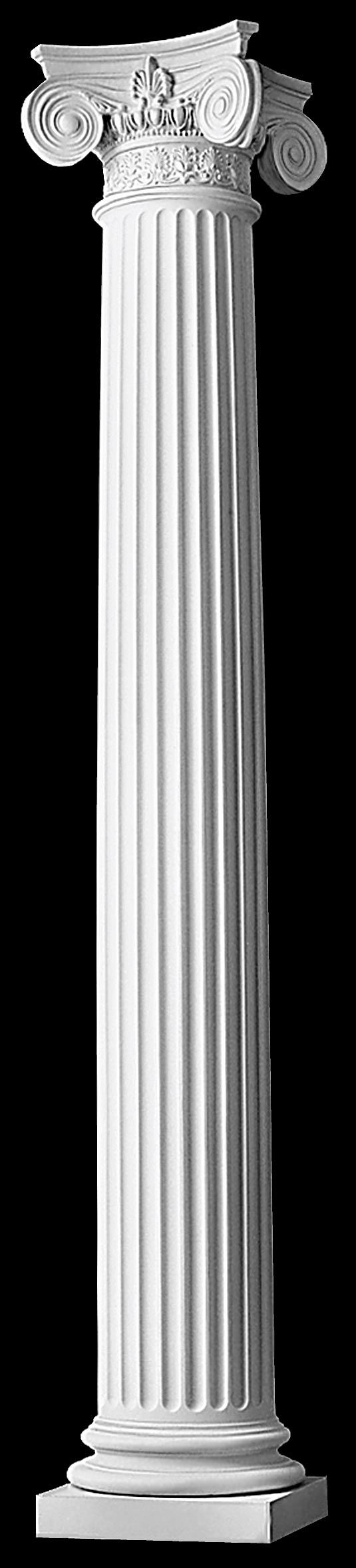28 best columns images on pinterest columns for Decorative fiberglass columns