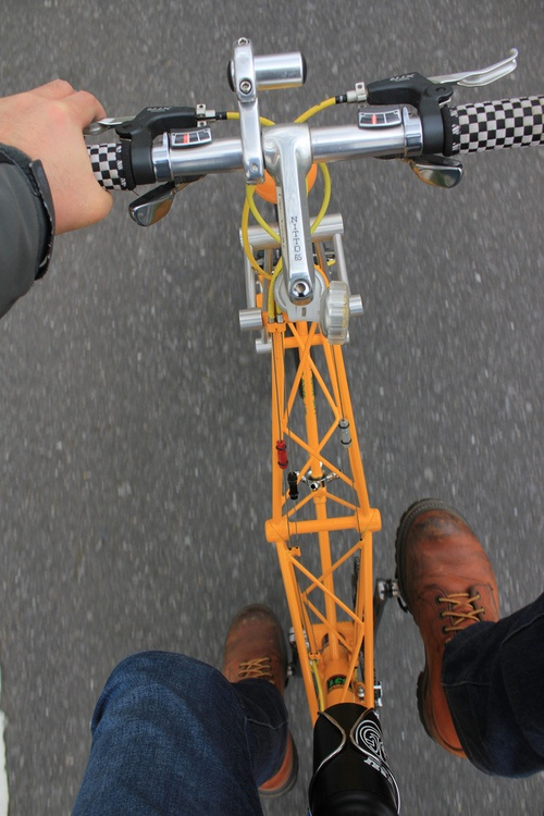 riders view