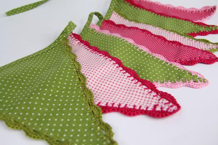 Cute crochet endidg