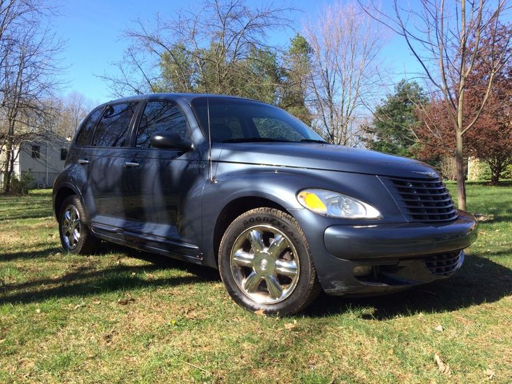 chrysler pt cruiser repair manual