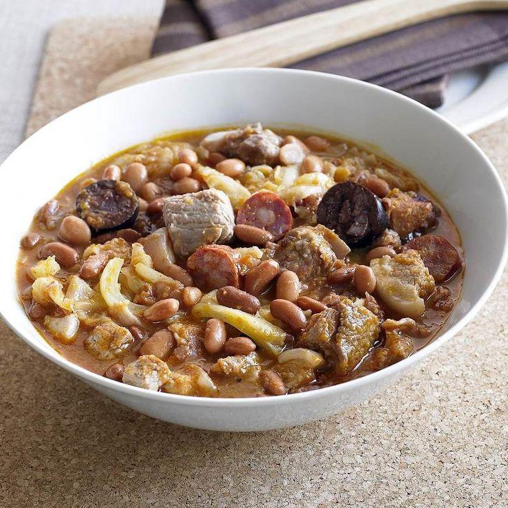 Receita Feijoada por Equipa Bimby - Categoria da receita Pratos principais Carne