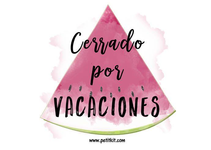 221 best vacaciones frases images on pinterest vacations cartel cerrado por vacaciones gratis thecheapjerseys Image collections