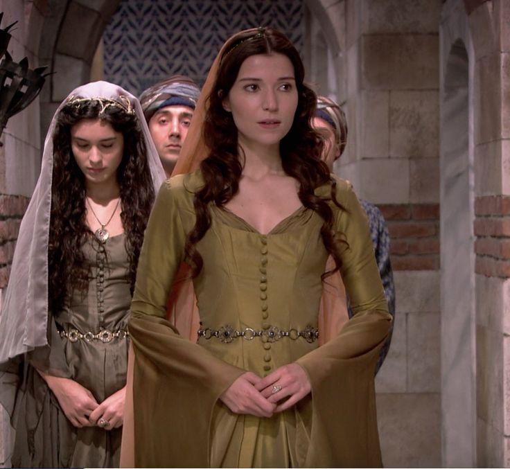 "Hatice Sultan - Magnificent Century - ""Faint Hope"" Season 1, Episode 12"
