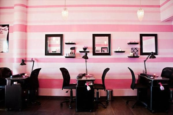 Wall Decal Vinyl Sticker Decaecor Hair Salon Your Nails Can Be Perfect Manicure Women Bedroom Fashion You Find Out More Details At The