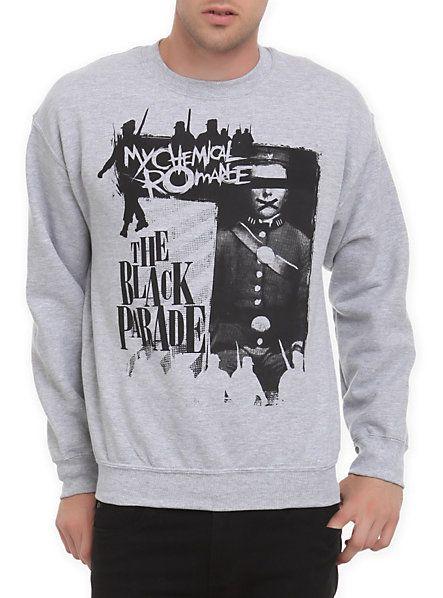 My chemical romance black parade hoodie
