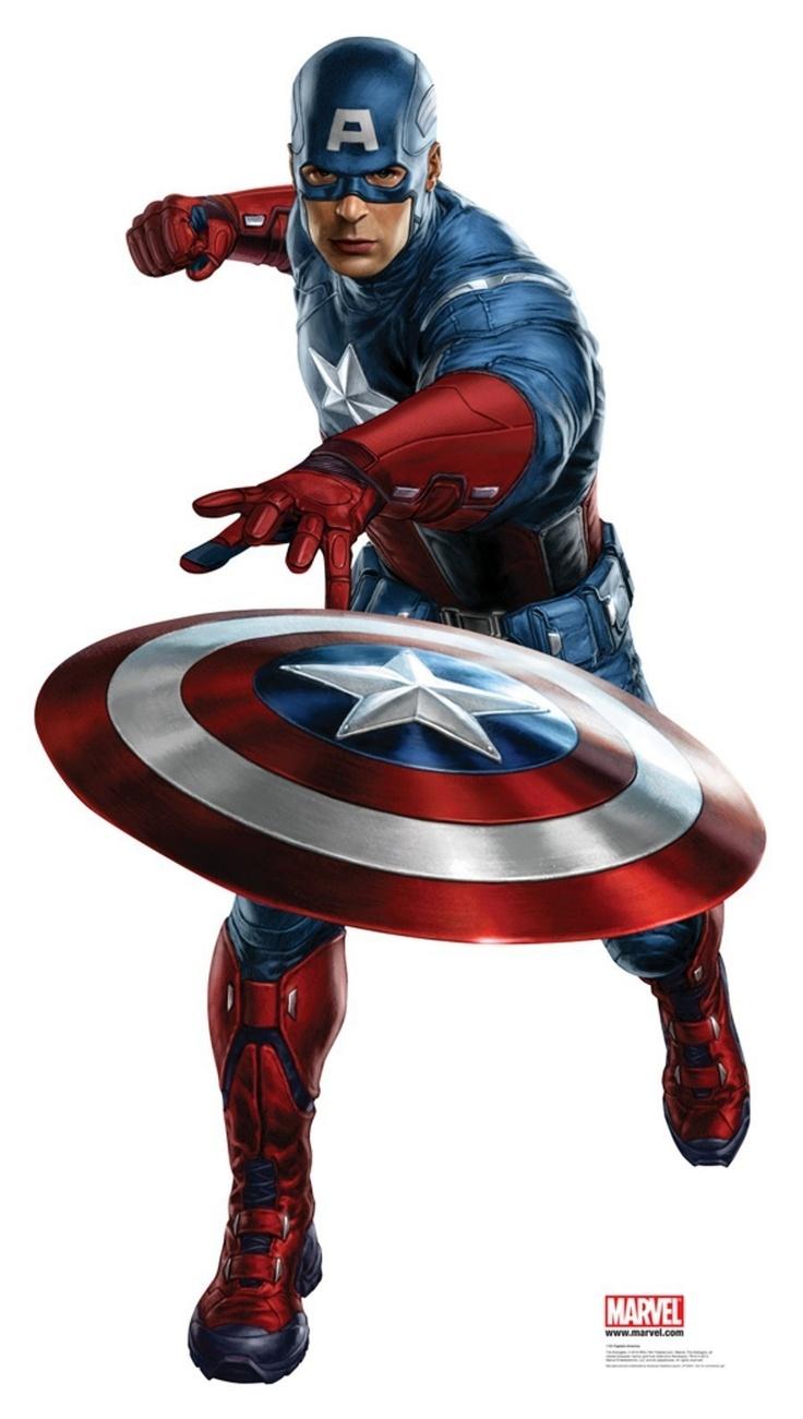 Captain America The Avengers Comic Book Super Hero Pinterest The O Jays Captain America