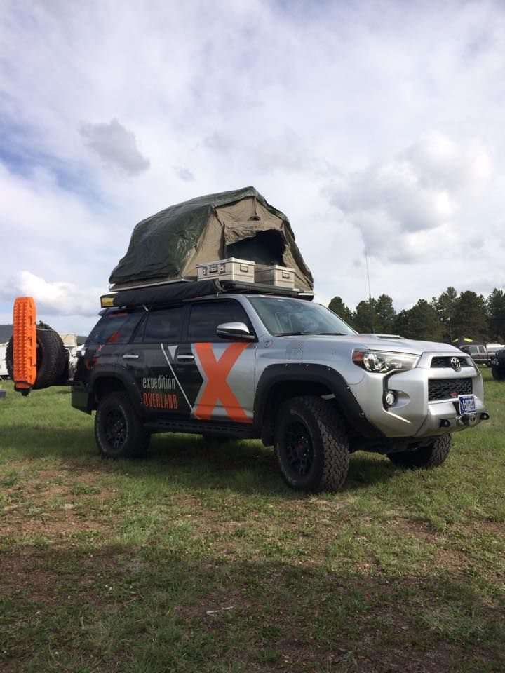 Toyota 4Runner Trd Pro >> Toyota 4runner all souped up for Expedition Overland ...