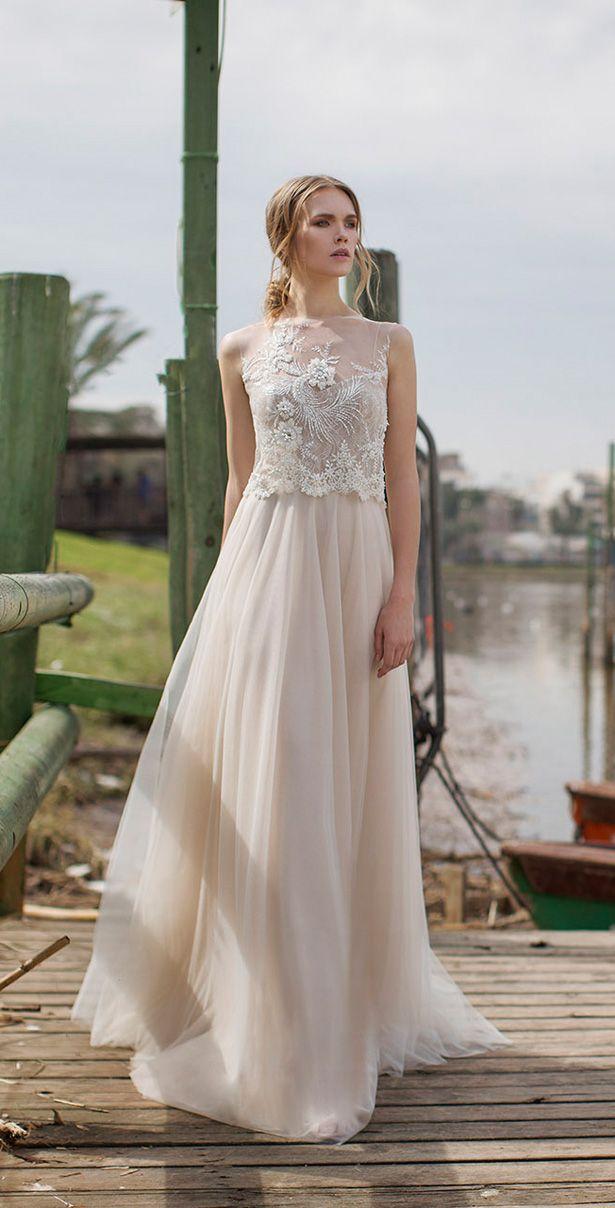 Limor vestido de novia Rosen - Jengibre