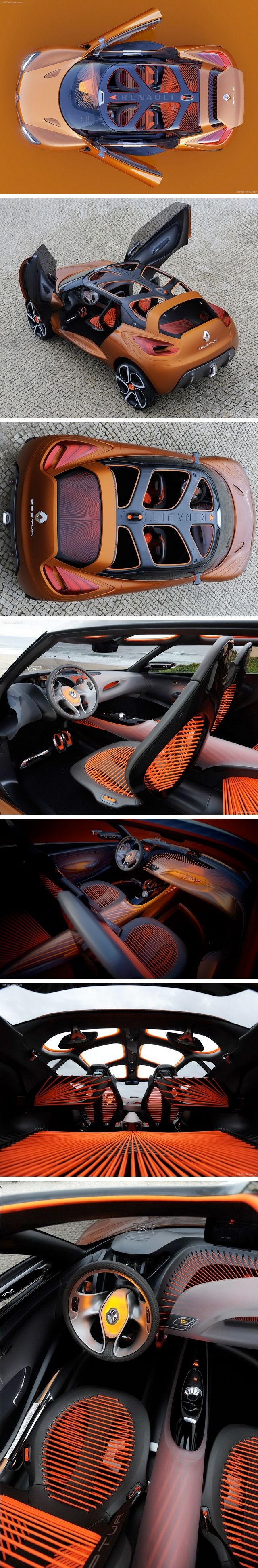 Renault Captur Concept. ...Like going fast? Call or click: 1-877-INFRACTION.com (877-463-7228) for Aggressive Traffic Ticket, DUI and Suspended License Defense
