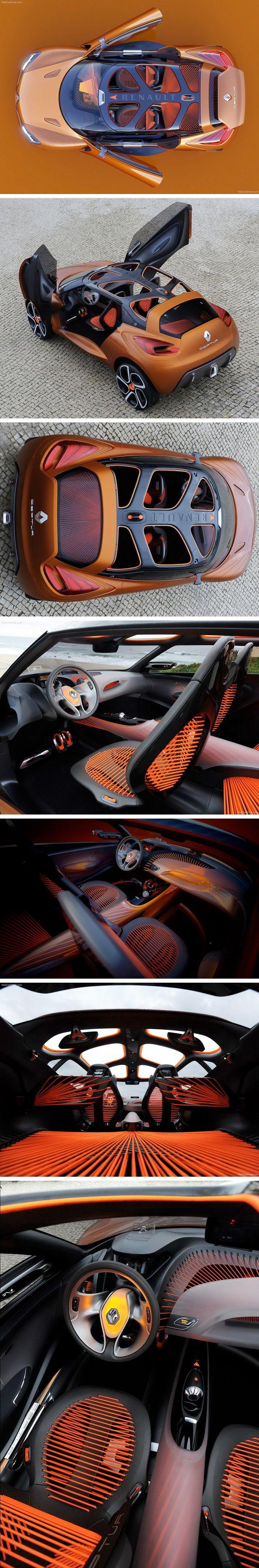♂ Renault Captur Concept (2011) From http://www.conceptcar.ee/