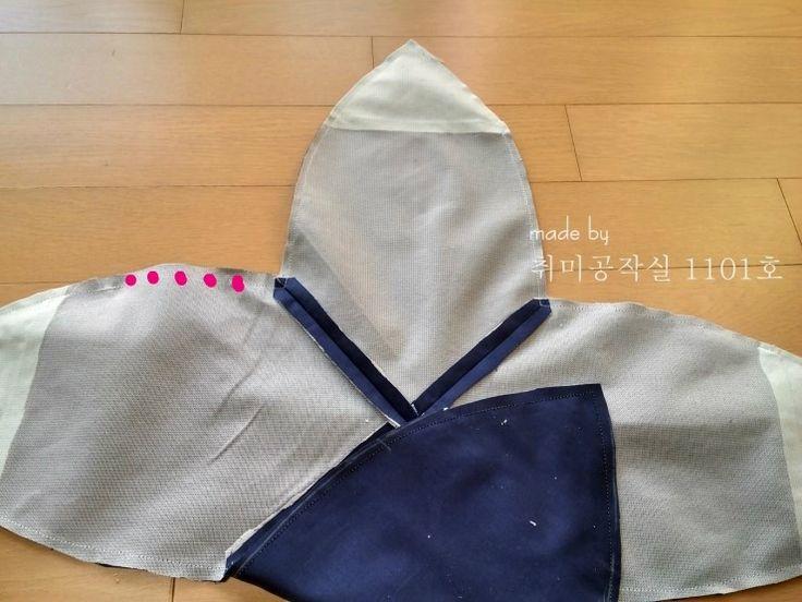 Petal Drawstring Bag ~ DIY Tutorial Ideas!