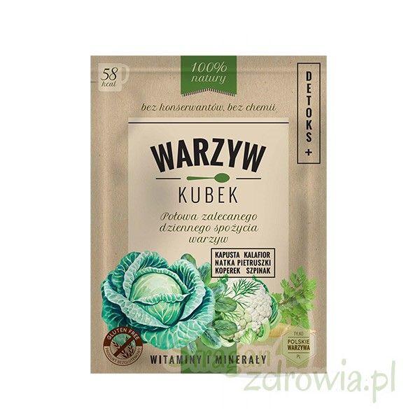 Warzyw Kubek Detoks 16g - Zdrowa żywność - sklep StraganZdrowia.pl