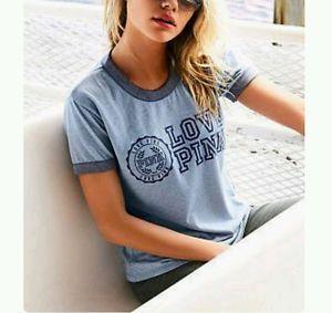 Victoria-039-s-Secret-PINK-T-shirt-Size-M-New