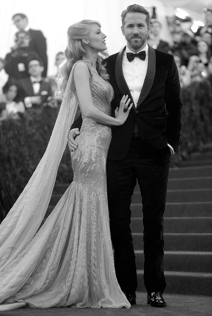"im-just-a-teen-world: ""Blake Lively and Ryan Reynolds are perfect. """