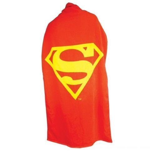 Serviette de bain Cape Superman ref 314