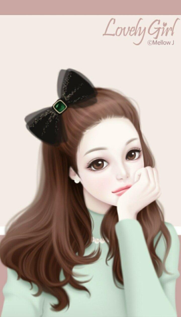 51 best korean anime - Cartoon girl wallpaper ...