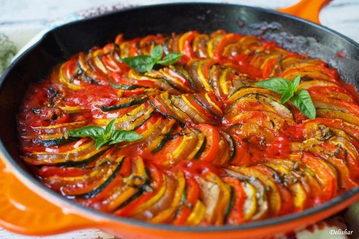 Ratatouille | Delishar Food | Pinterest