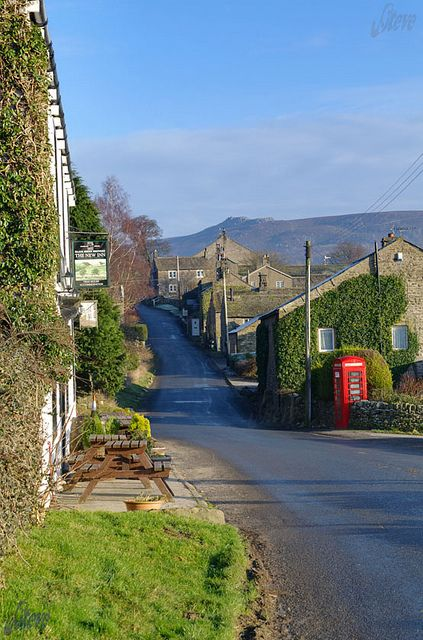 Yorkshire Dales village. Our tips for 25 fun things to do in England: http://www.europealacarte.co.uk/blog/2011/08/18/what-to-do-england/