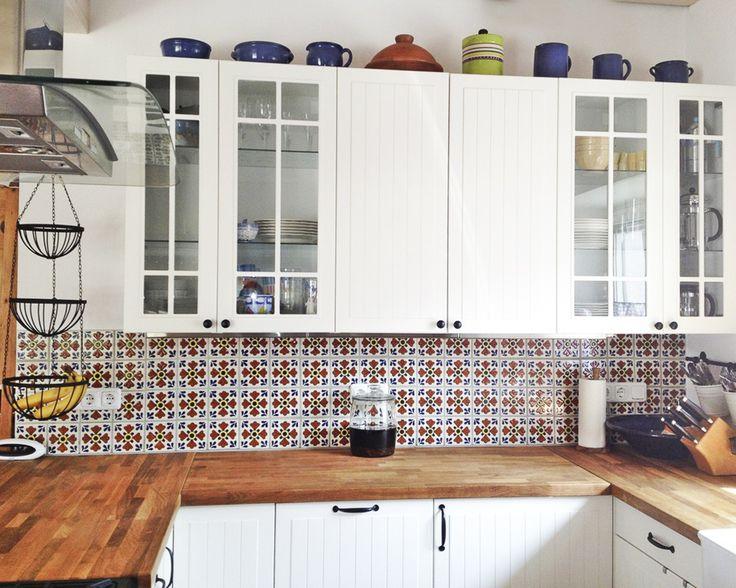35 best COCINAS CON TALAVERA images on Pinterest - küche statt fliesenspiegel