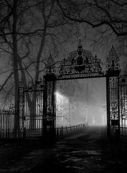 #Gothic #Graveyard