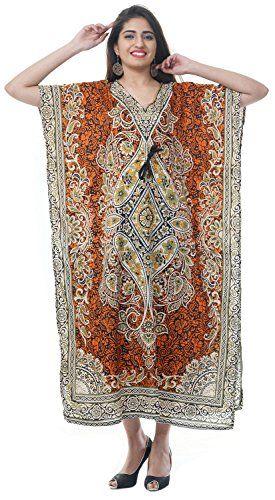 ee073ab511 Odishabazaar Maxi Length Cinch Waist Caftan Kaftans For Women ...