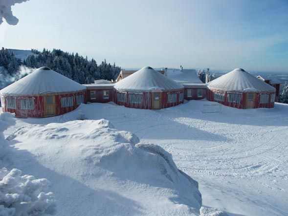 17 Best Images About Yurts To Die For On Pinterest Cedar