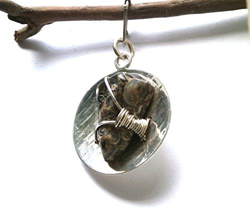 Snatchy Jasper Round Pendant Konstantis Jewelry http://www.amazon.com/dp/B00QPDYS9U/ref=cm_sw_r_pi_dp_xBAMub01W7W52