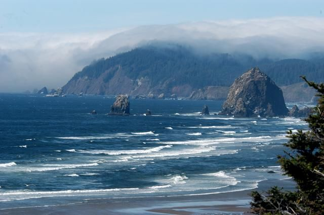 I would give anything to be on the Oregon Coast right now.