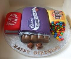 Dit zijn mooie taarten