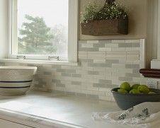 Kitchen Backsplash Neutral 64 best kitchen backsplash ideas images on pinterest | backsplash