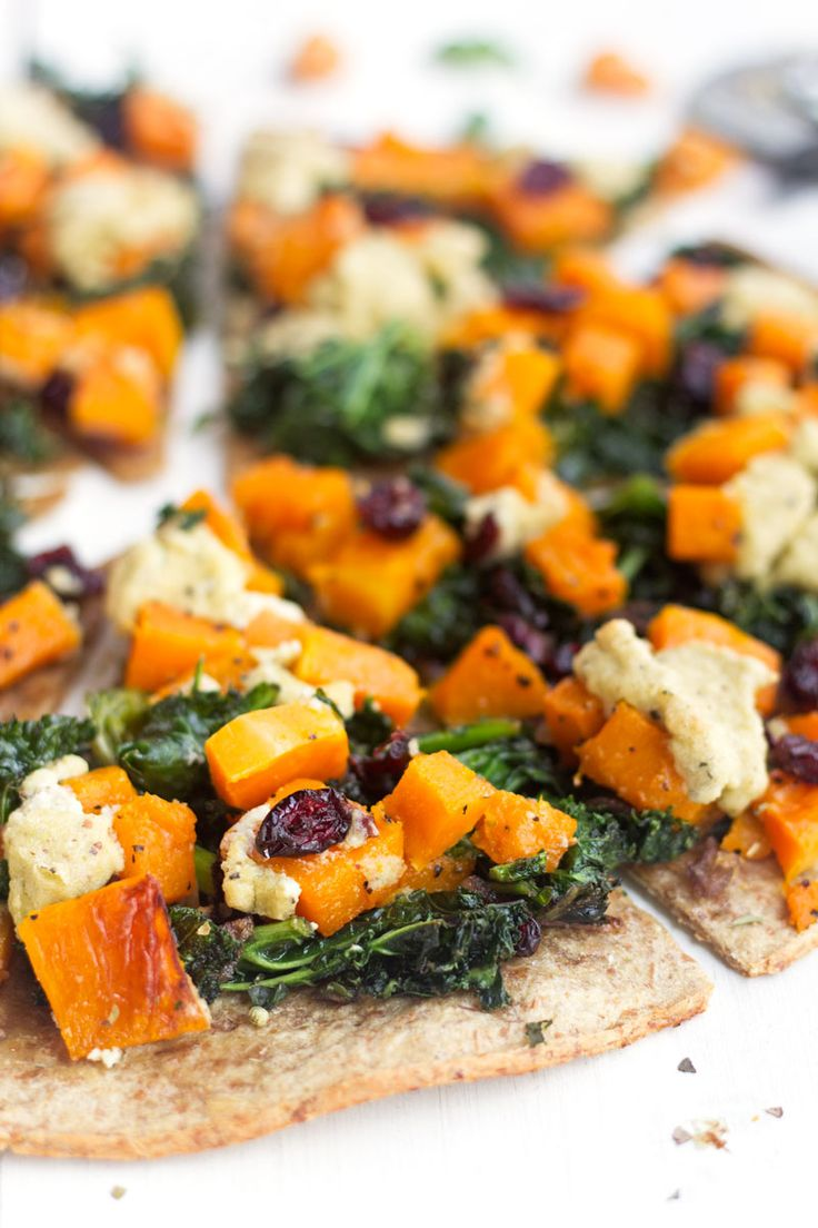 This Butternut Squash & Kale Pizza with Homemade Nut Ricotta is sweet, salty, and earthy all at the same time. I definitely crave it more in the fall because it feels so sweet and cozy but I absolutely do not discriminate in other seasons if I am feeling it.