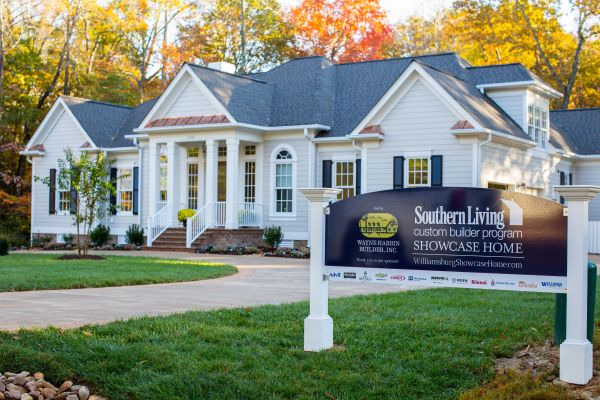 Last Weekend To Tour The Southern Living Showcase Home In Ford 39 S Colony Williamsburg Virginia