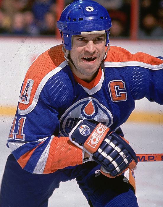 Mark Messier, Edmonton Oilers a golden era.
