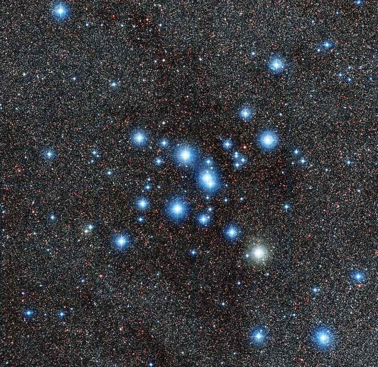 Messier 7: Ptolemy's Cluster