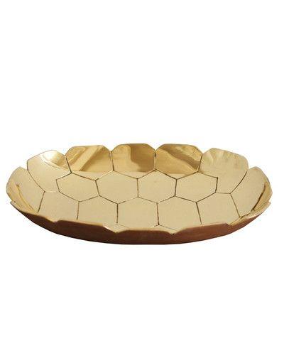 // brass turtle tray