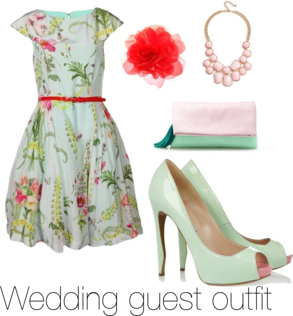 54 best images about wedding outfit ideas on pinterest for Summer wedding guest dress ideas