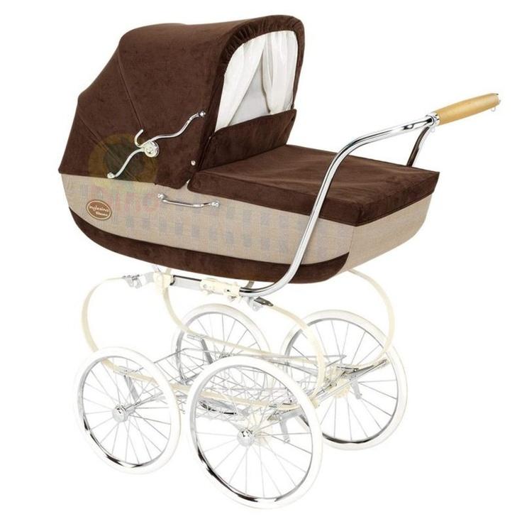 Classica Balestrino Klasyczne wózki znowu w modzie.   na http://localmart.pl/wozki-dzieciece/