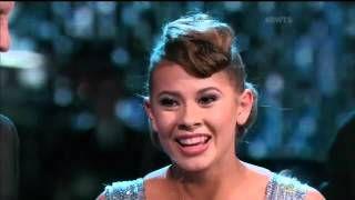 "Bindi Irwin & Derek Hough-Quickstep ""Finals"" (Season 21 Week 11) - YouTube"