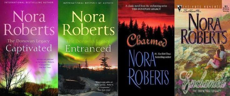 El Legado De Los Donovan - Nora Roberts