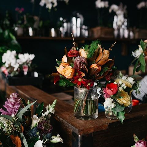 Here's to weekends full of colour and life! Glasshaus Florist 101 Swan Street, Richmond Melbourne, Australia