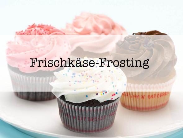 Ohne ein Frosting sind Cupcakes nicht einmal halb so lecker. Die Buttercreme aus Puderzucker und Sahne gibt es vielen Geschmacksrichtungen: Schokolade, Vanille, Frischkäse und Co. Wir haben für Sie unsere Top 6 Frosting-Rezepte zusammengestellt.