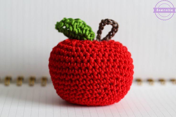 Amigurumi Apple | Back to School Series