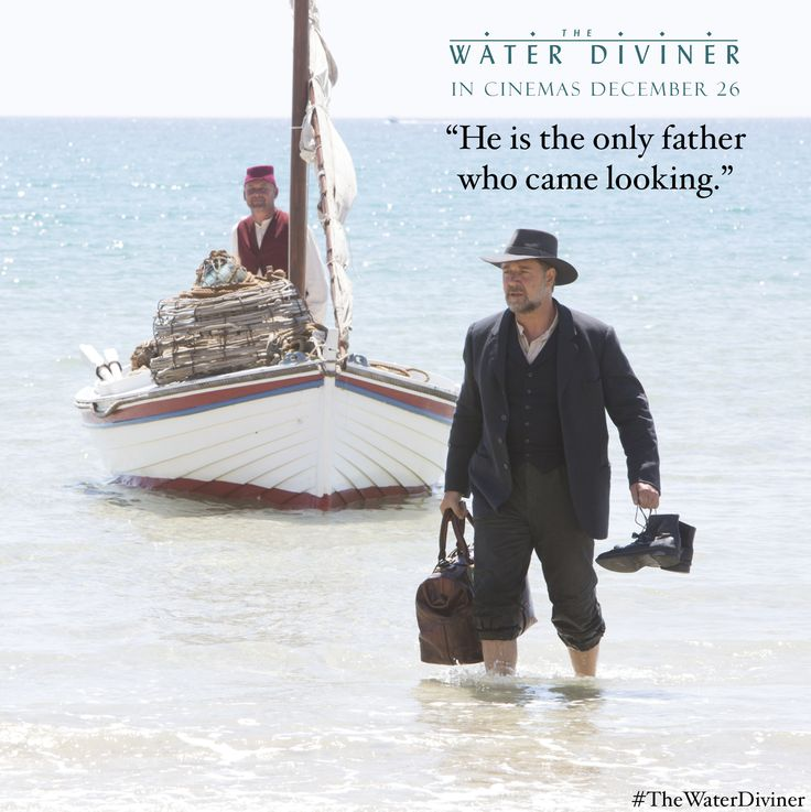 Starring and directed by Russell Crowe, #TheWaterDiviner is an epic adventure set four years after the devastating battle of Gallipoli in Turkey during World War I. Australian farmer Connor (Crowe) travels to Istanbul to discover the fate of his sons, reported missing in the action.  eOne Facebook: https://www.facebook.com/eOneANZ  eOne Twitter: https://twitter.com/eOneANZ  eOne Instagram: http://instagram.com/eone_anz
