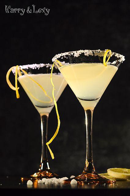 Margarita Cocktail Preparation