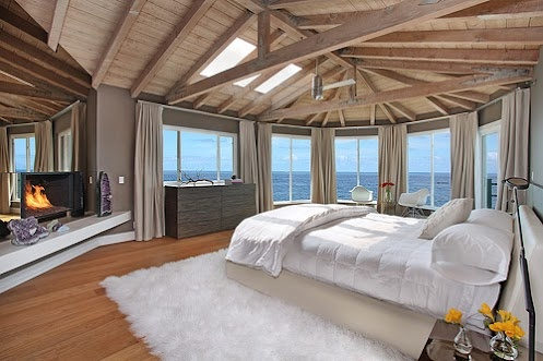 view with a room ...  Dream Bedroom  #bedrooms: Beach House, Idea, Dream House, Bedrooms, Master Bedroom, Ocean View, Design
