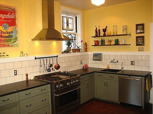 163 Best Images About Craftsman Kitchens On Pinterest Bungalow Kitchen Kitchen Ideas And Craftsman Style