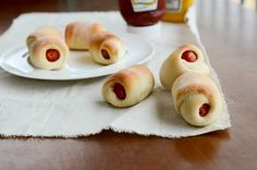 receita de mini hot dog de forno