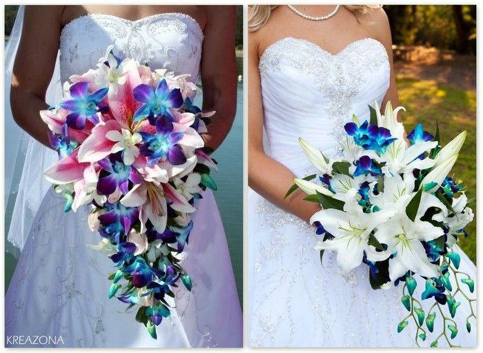 Nyári Esküvői Ötletek - Inspirációk a Nagy Napra  #esküvő #virágdekoráció #orchidea #liliom #esküvőidekoráció #gyönyörűhelyszínek #tengerpart #vízpartiesküvő #menyasszonyicsokor #napraforgó #weddingideas #bestweddingideas #beachweddingideas #2015weddingideas #2016weddingideas #orchideas #bouquet