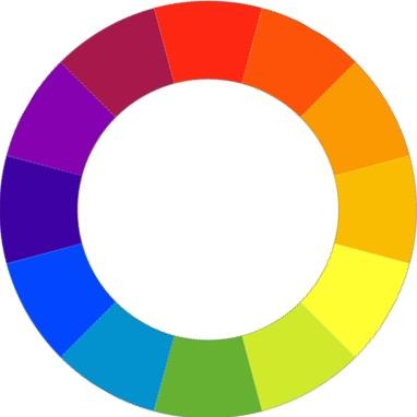 Le zèle du papillon: Comment utiliser la couleur en décoration ?