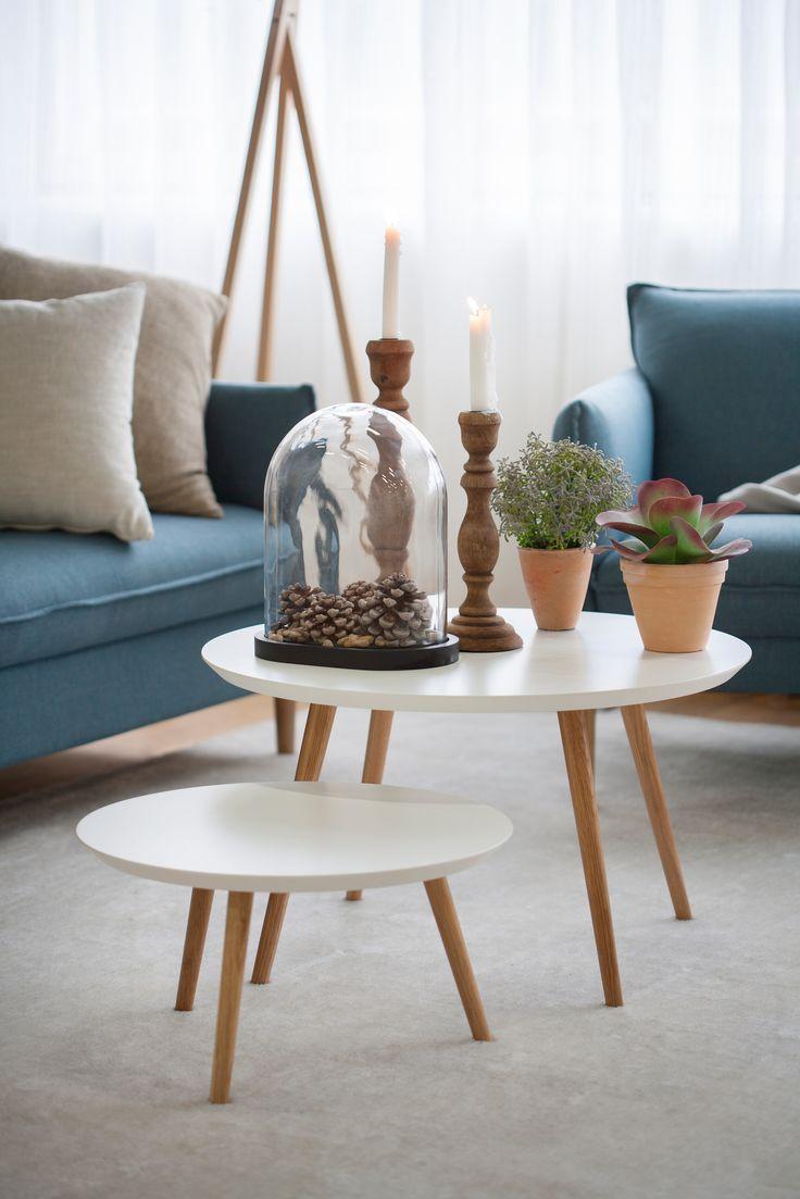 Malli: Diva sarjapöytä Useita koko- ja värivaihtoehtoja Jälleenmyyjä: Isku-myymälät  #pohjanmaan #pohjanmaankaluste  #koti #olohuone #sohvapöytä #livingroominspo #livingroomdecor